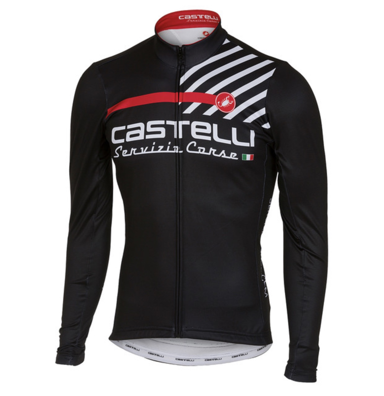 Castelli Thermal Jersey Long Sleeve